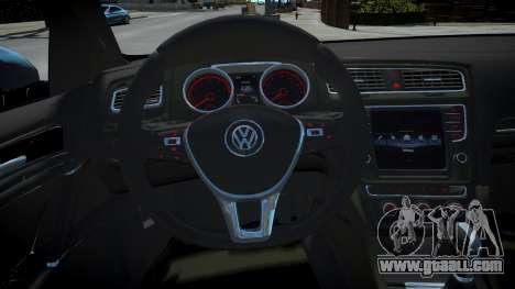 Volkswagen Golf VII GTI for GTA 4