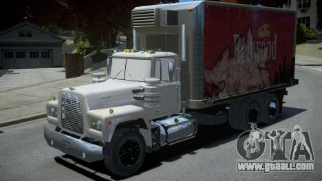 Mack R-600 for GTA 4