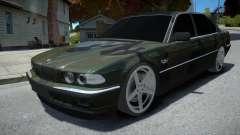 BMW 760Li E38 for GTA 4
