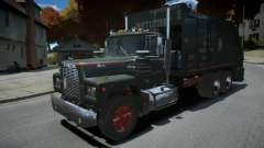Mack R-600 Trashmaster for GTA 4