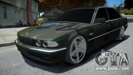 BMW 760Li E38 for GTA 4