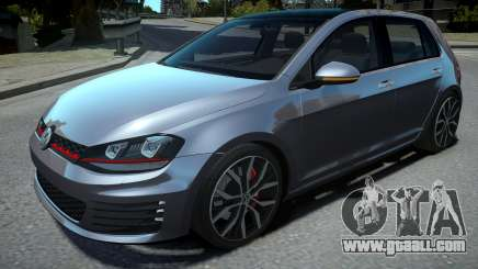 Volkswagen Golf VII GTI for GTA 4