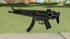 MP5 (Counter Strike 1.6) for GTA San Andreas