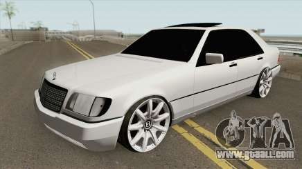 Mercedes-Benz (S-Class) W140 for GTA San Andreas