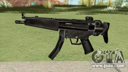 MP5 (Counter Strike 1.6) for GTA San Andreas