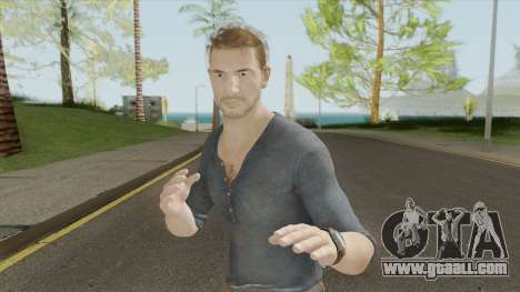Nathan Drake (Uncharted 4) for GTA San Andreas