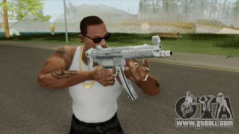 MP5 (HD) for GTA San Andreas