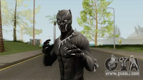 Black Panther (HQ) for GTA San Andreas