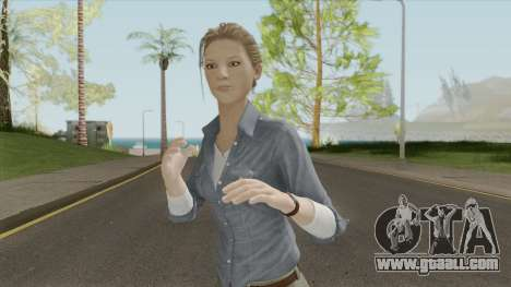 Elena Fisher (Uncharted 3) for GTA San Andreas