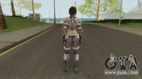 Maven Ordinary (Ghost In The Shell) for GTA San Andreas