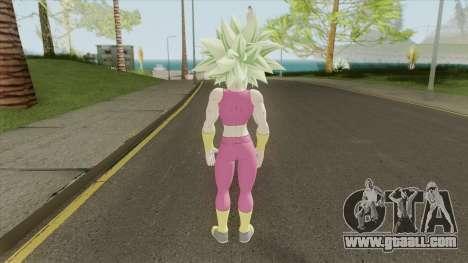 Kefla (Dragon Ball FighterZ) for GTA San Andreas