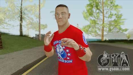 John Cena V2 for GTA San Andreas
