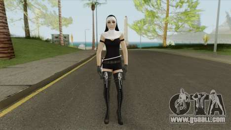 Jacqueline Moorehead (Hitman: Absolution) for GTA San Andreas