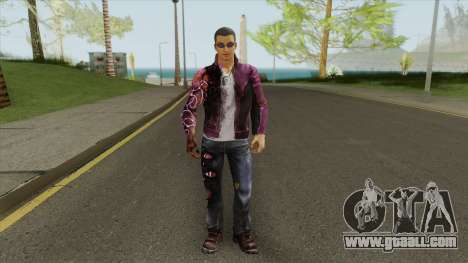 Johnny Gat (Saints Row: Gat Out Of Hell) for GTA San Andreas