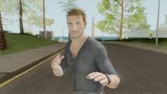 Nathan Drake (Uncharted 4) for GTA San Andreas