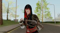 Evie Frye (Assassins Creed Syndicate) for GTA San Andreas