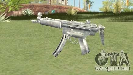 MP5 (HD) for GTA San Andreas