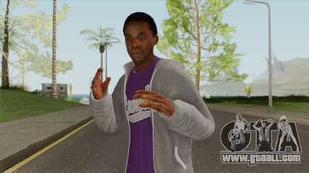 New Ballas Skin V3 (HD) for GTA San Andreas