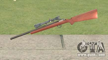 Sniper Rifle (HD) for GTA San Andreas