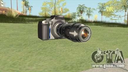 Camera (HD) for GTA San Andreas
