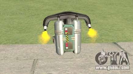 Jetpack (HD) for GTA San Andreas