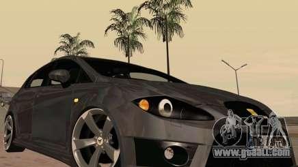 Seat Leon Cupra R 1P1 for GTA San Andreas