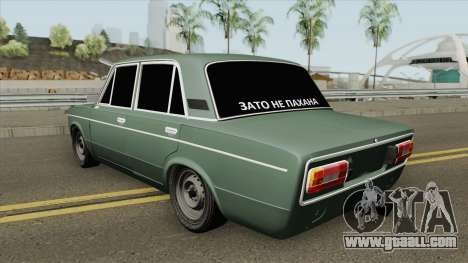 VAZ 2106 (V2) for GTA San Andreas