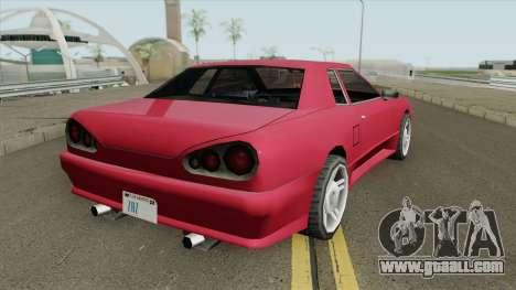 Elegy (No Dirt) for GTA San Andreas