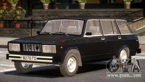 VAZ 2104 for GTA 4