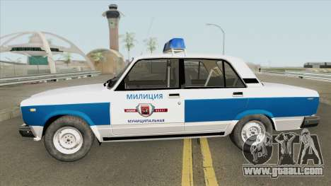 2107 (Municipal Police) for GTA San Andreas