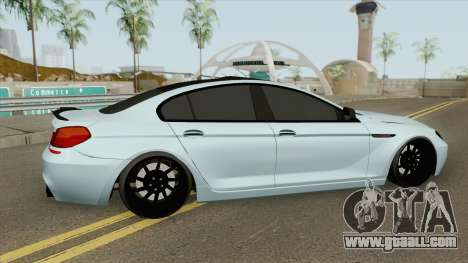 BMW M6 Gran Coupe (Modified) for GTA San Andreas