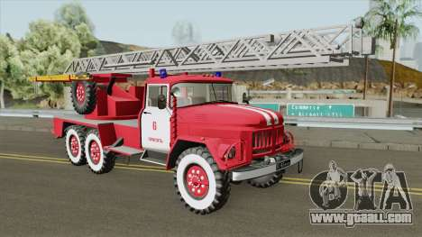ZIL 131 (Pripyat) for GTA San Andreas