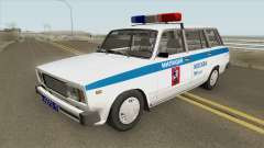 VAZ 2104 (Police of Moscow)