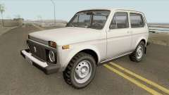 VAZ 2121 Niva (HQ) for GTA San Andreas