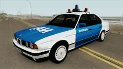 BMW 525i (E34) Police 1991 for GTA San Andreas