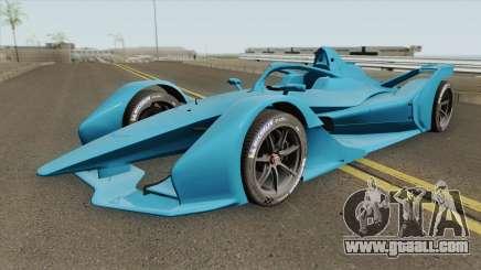 Spark SRT05e (Formula E) 2018 for GTA San Andreas