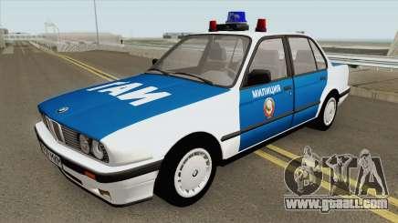 BMW E30 (Police) 1988 for GTA San Andreas