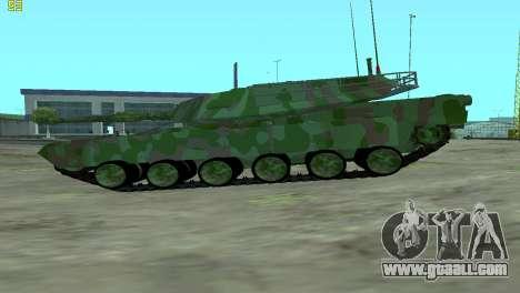 US Army Rhino Tank for GTA San Andreas