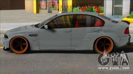 BMW E46 Sedan WideBody for GTA San Andreas
