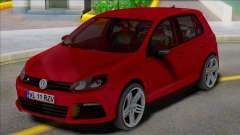 Volkswagen Golf 6 R 4 doors