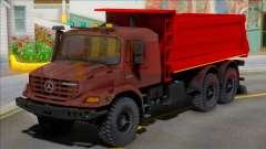 Mercedes-Benz zetros 2733 Truck for GTA San Andreas