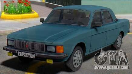 Gaz Volga 3102 Stoke for GTA San Andreas