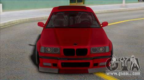 BMW M3 E36 Low Tuning for GTA San Andreas