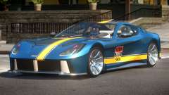 Grotti Itali GTO L1 for GTA 4