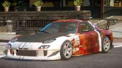 Mazda RX7 CPS PJ7 for GTA 4