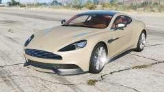 Aston Martin Vanquish 2012 for GTA 5