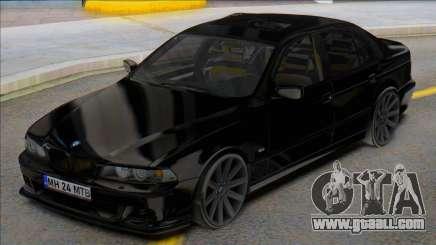 BMW E39 Romanian Plates for GTA San Andreas