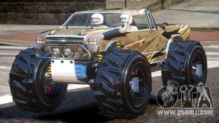RC Bandito HQI L1 for GTA 4