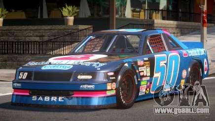 Declasse Hotring Sabre L6 for GTA 4