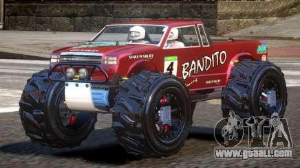 RC Bandito HQI L9 for GTA 4